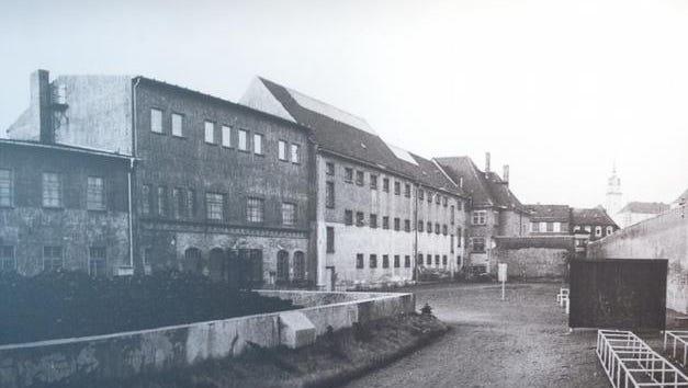 An East German children's home.