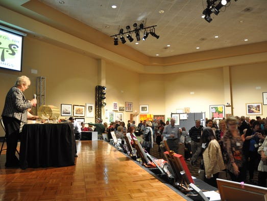 On Friday, January 22, the Center for the Arts Bonita