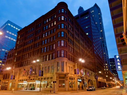 Take A Tour Of Hilton S 20 Historic Hotels