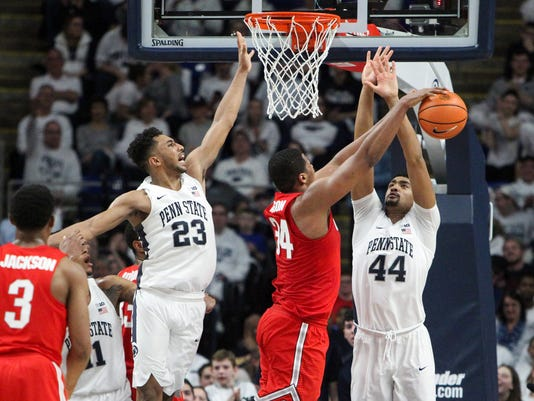 NCAA Basketball: Ohio State at Penn State