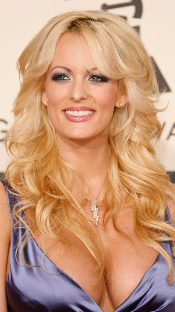 Stephanie Clifford, who goes by the stage name, Stormy Daniels