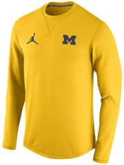 M Den unveiled Michigan's new Nike gear Wednesday.