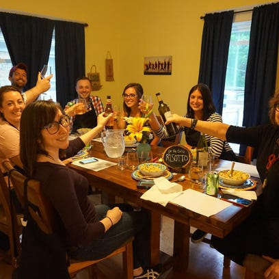 Locals stirs up cooking class for travel lovers