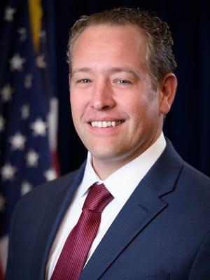 Hamilton County Commissioner Dennis Deters