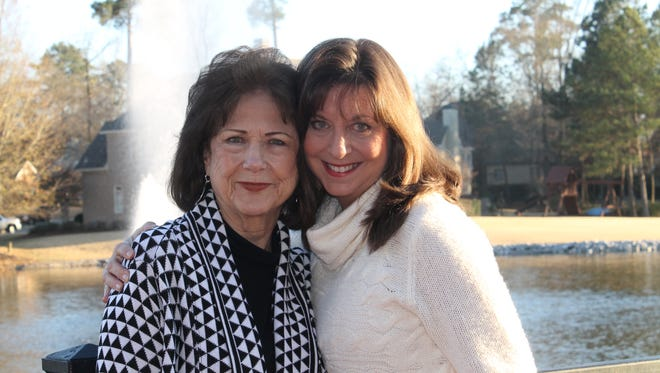 Charlene Kendrick, left, and her daughter, Monica Ward. Both were diagnosed with breast cancer - Kendrick in 1975, and Ward in 2011.