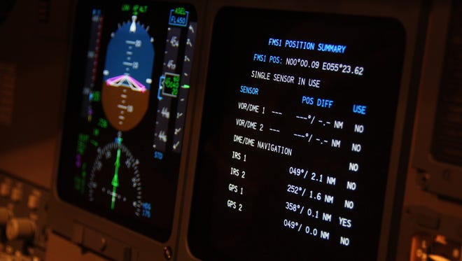 Airlines use very careful protocols regarding access into critical computer systems.