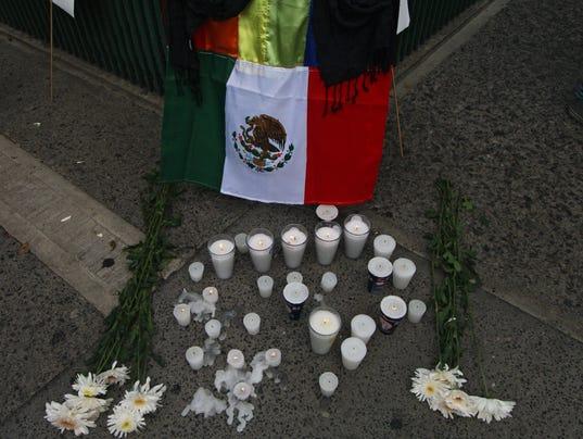 Mexico crimen asesinatos narco violencia