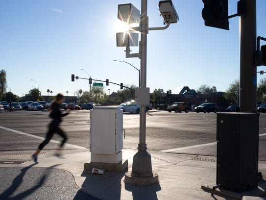 Scottsdale says photo-enforcement cameras are important