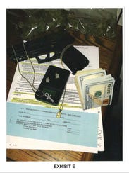 Milwaukee County investigators found this photo of Spencer Dixon's court documents. The prosecutor referenced this photo in a sentencing memo.