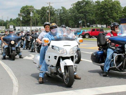 CPO-FILE- Operation God Bless America Ride