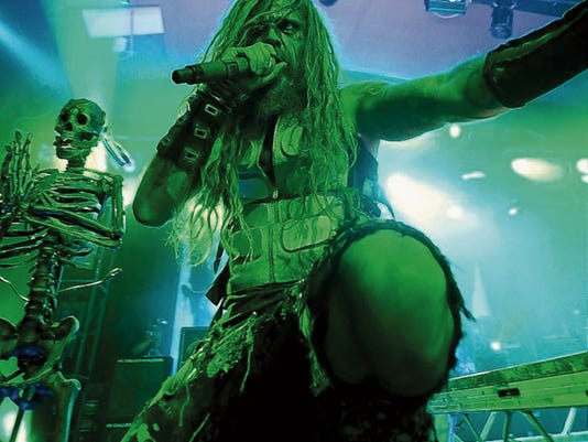 Musician, screenwriter, director and producer Rob Zombie will be performing at this weekend's El Paso Downtown StreetFest.