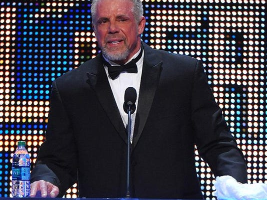 Ultimate Warrior inducted into WWE Hall of Fame