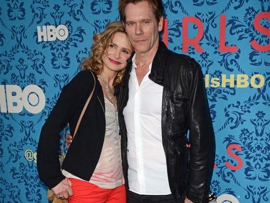 Kevin Bacon and wife Kyra Sedgwick