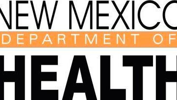 The logo for the New Mexico Department of Health is shown.