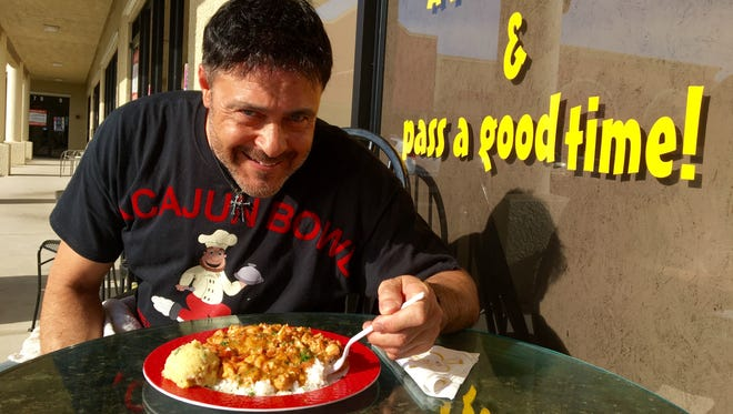 Mike Catalan has closed A Cajun Bowl in Cape Coral.