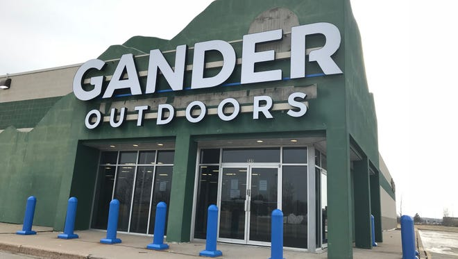 Gander Outdoors opened in Grand Chute.