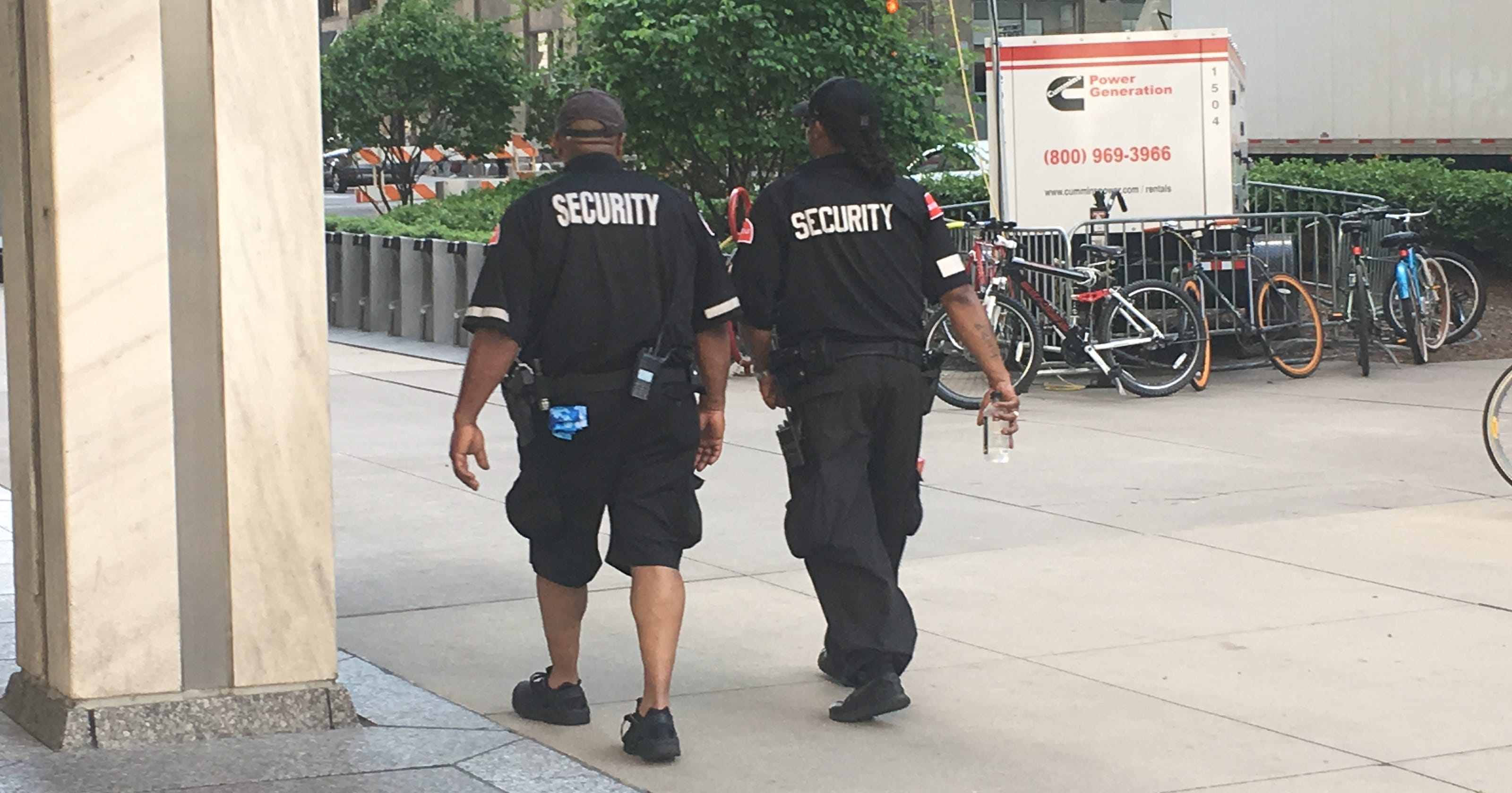 As Detroit grows, so does the security industry