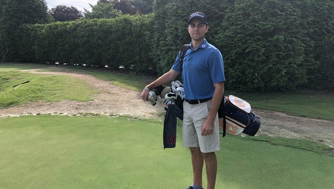 Alexander Vogelsong finished tied for fifth at the 72nd Florida Open Championship held this past weekend at Innisbrook Resort and Golf Clubin Palm Harbor.