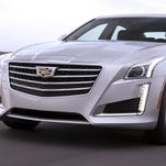 2017 Cadillac CTS sedan is an engaging performer