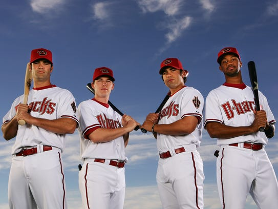 The Diamondbacks started 2007 with new colors, and young talent helped lead them to National League-best 90 wins.