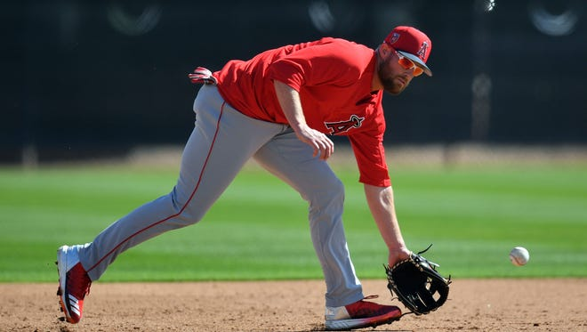3B Zack Cozart: From Cincinnati to L.A. Angels