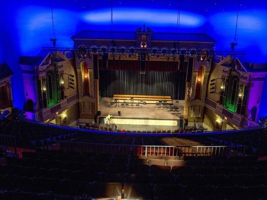 Capitol Theatre Flint (2)