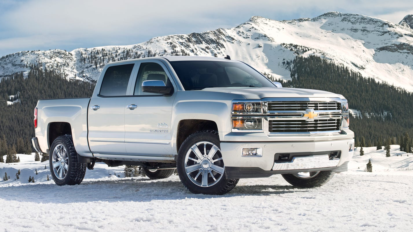 All Chevy chevy 1500 high country : Test Drive: Silverado offers high-dollar High Country