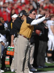 Dave Steckel built a reputation at Missouri as one