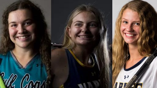 All-area girls lacrosse 2018.