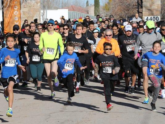 Tour de El Paso Run