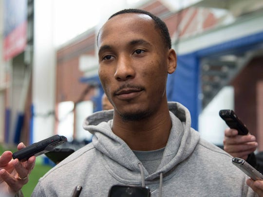 Former Florida State wide receiver Travis Rudolph agreed to a deal with the New York Giants as an undrafted free agent and signed for a reported $20,000.