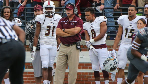 Berry amassed a 28-43 record in six seasons at ULM.