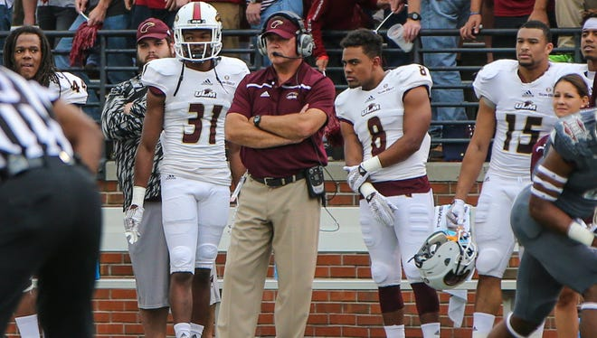 Berry amassed a 28-43 record in six seasons at ULM. He was fired on November 14.