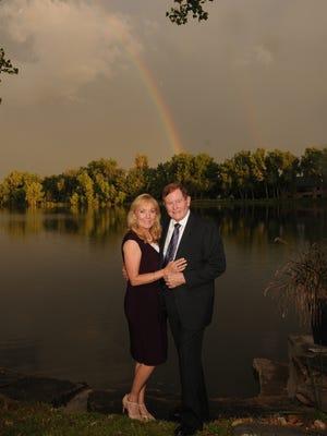 Wedding: Bob McCluskey and Kathy Ring