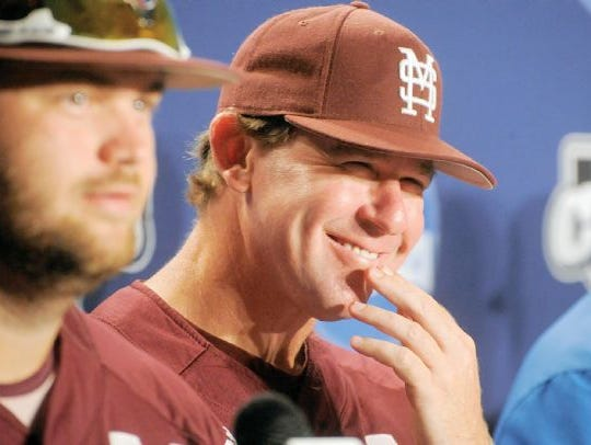 Mississippi State coach John Cohen needed some help from this year's MLB Draft.