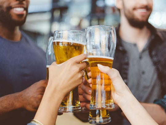 Williamston's first International Festival of Lager