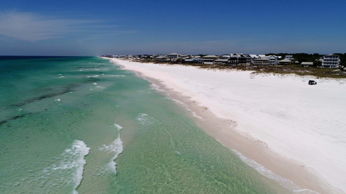 Happy National Beach Day: 'Dr. Beach' ranks America's top 10 beaches