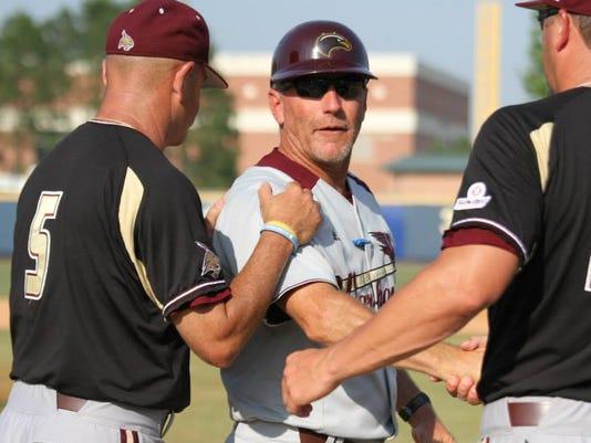Ulm Gives Baseball Coach Peddie New Four Year Deal