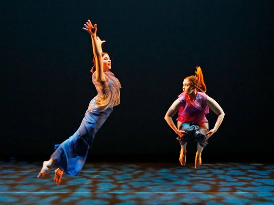 The Purdue Contemporary Dance Company's Spring Works concert includes 45 dancers and seven pieces that will be performed Friday and Saturday.