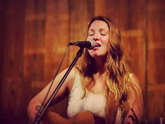 Singer-songwriter Kyle Anne Duggan