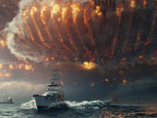 Film Review Independence Day Resurgence