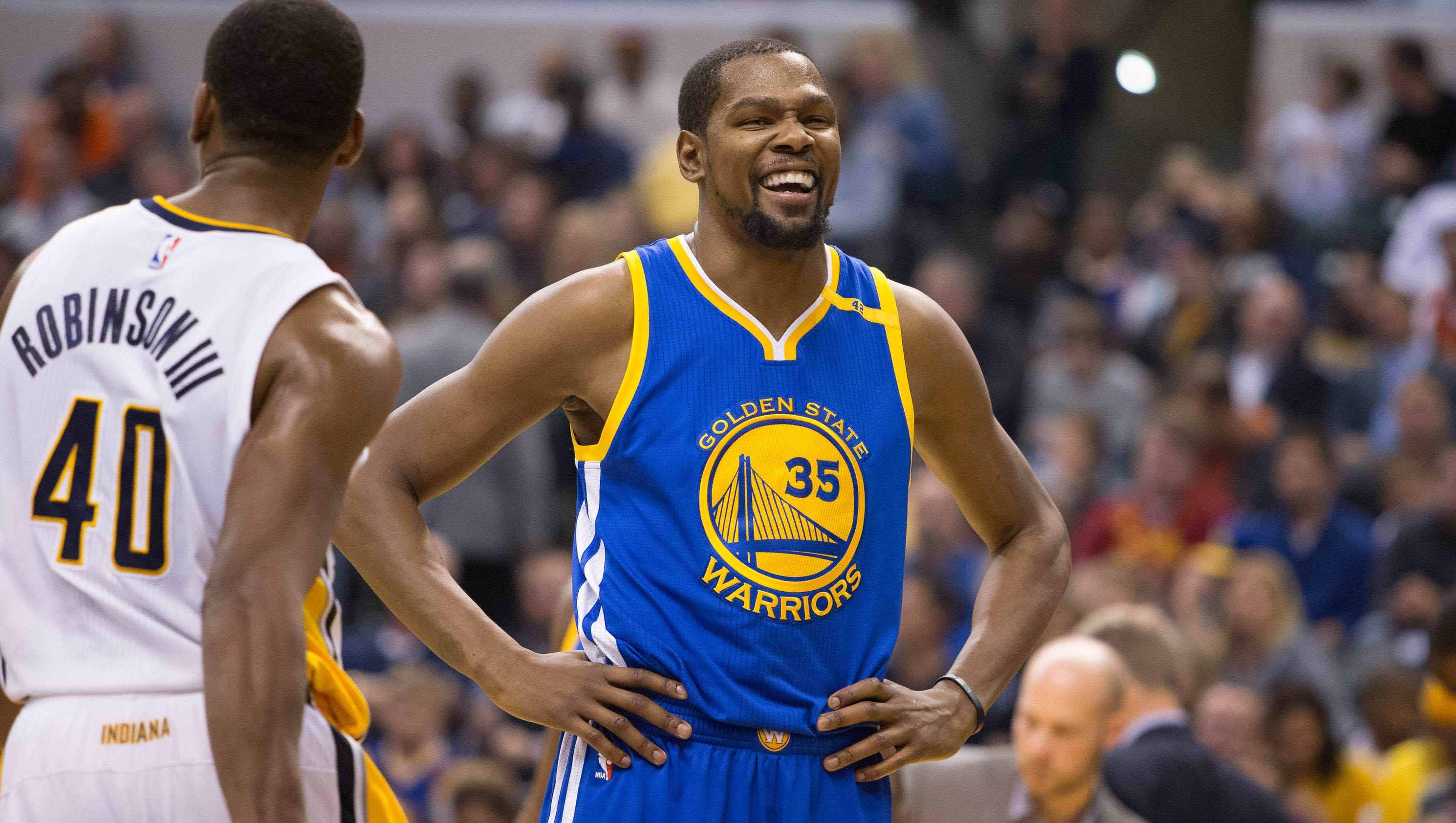 Kevin Love, Kevin Durant named NBA players of the week