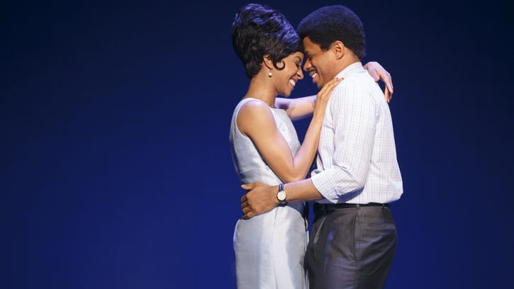 Detroit's soulful past drives 'Motown: The Musical'