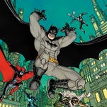 "The DC Comics new series ""Batman Eternal"" will launch in the spring."