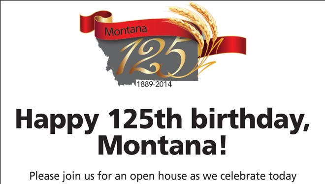 Happy 125th Montana!