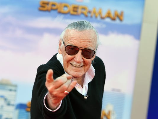 AP PEOPLE STAN LEE A ENT FILE USA CA
