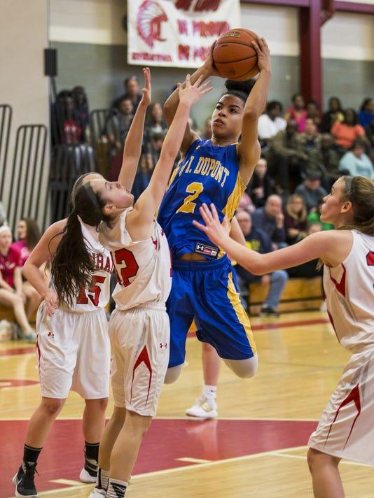 Girls Basketball: A.I. vs Conrad
