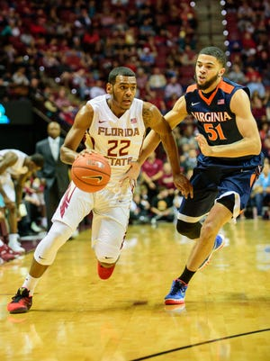 Xavier Rathan-Mayes and the Seminoles got their first real signature win of the year against Virginia.