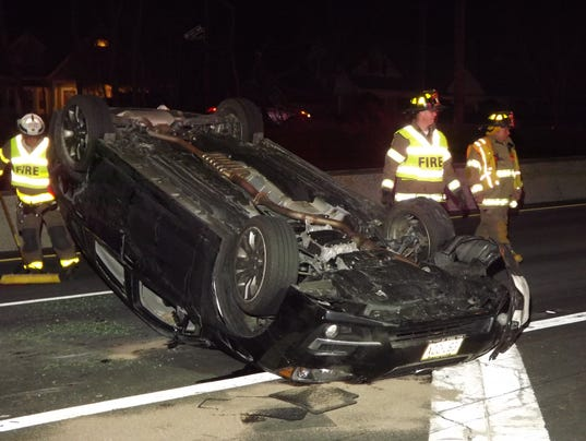 Hawthorne car accident Route 208