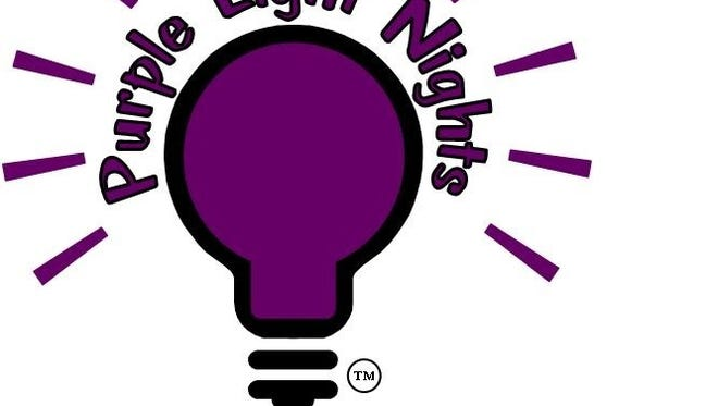 HELP of Door County is starting a Purple Light Nights campaign to bring awareness to domestic abuse of the month of October.